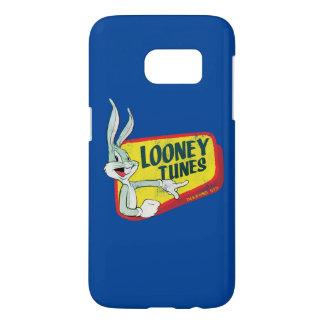Coque Samsung Galaxy S7 Correction LOONEY du ™ TUNES™ de BUGS BUNNY rétro