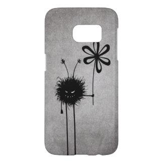 Coque Samsung Galaxy S7 Cru mauvais d'insecte de fleur