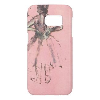Coque Samsung Galaxy S7 Danseur du dos par ballet de cru d'Edgar Degas