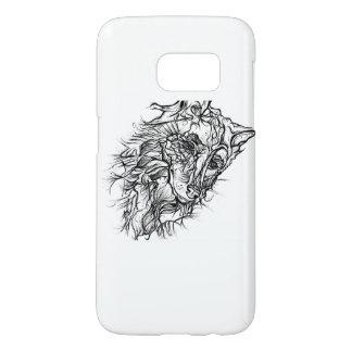 Coque Samsung Galaxy S7 dessin fait par Art's Line