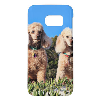 Coque Samsung Galaxy S7 Épuisement - caniches - Romeo Remy