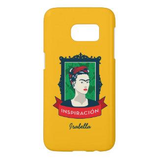 Coque Samsung Galaxy S7 Frida Kahlo | Inspiración
