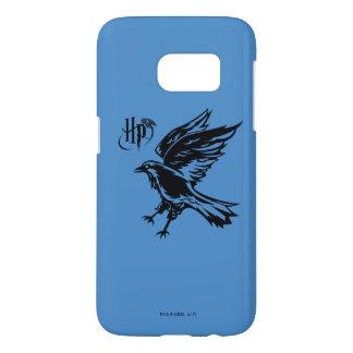 Coque Samsung Galaxy S7 Icône de Harry Potter | Ravenclaw Eagle