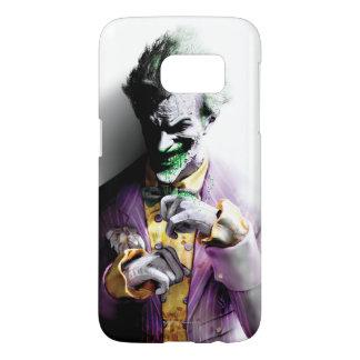 Coque Samsung Galaxy S7 Joker de la ville | de Batman Arkham