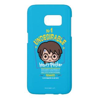 Coque Samsung Galaxy S7 La bande dessinée Harry Potter a voulu le
