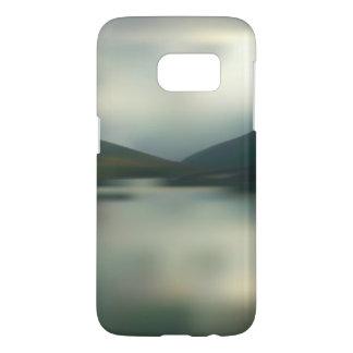 Coque Samsung Galaxy S7 Lac dans les montagnes
