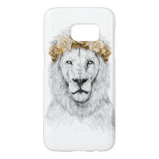 Coque Samsung Galaxy S7 Lion de festival II