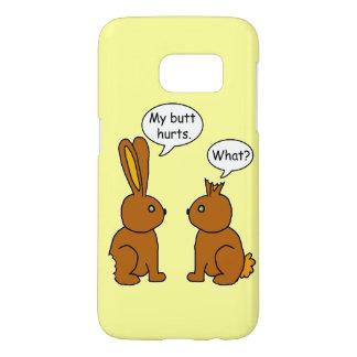 Coque Samsung Galaxy S7 Mes maux de bout ! - Ce qui ?