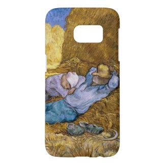 Coque Samsung Galaxy S7 Midi de Vincent van Gogh |, la sièste, après