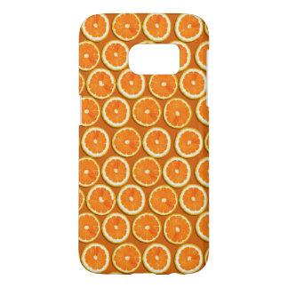 Coque Samsung Galaxy S7 Motif de tranches de citron