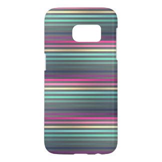 Coque Samsung Galaxy S7 Plage Noir