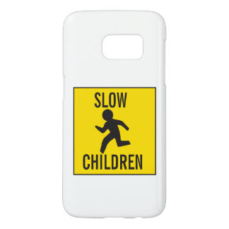 COQUE SAMSUNG GALAXY S7 SLOW-CHILDREN