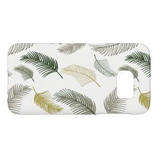 Coque Samsung Galaxy S7 Sous les palmiers