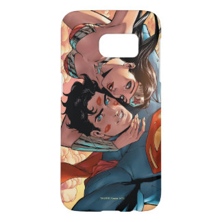 Coque Samsung Galaxy S7 Superman/variante comique de la couverture #11