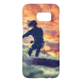 Coque Samsung Galaxy S7 Surfer