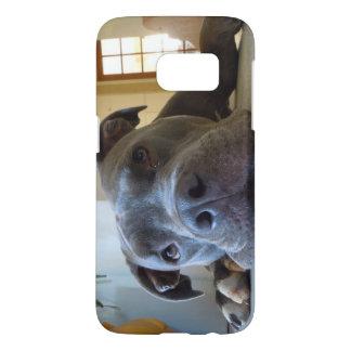 Coque Samsung Galaxy S7 Un cas de téléphone de galaxie de la vie de chiens