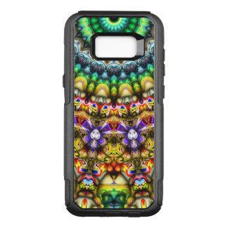 Coque Samsung Galaxy S8+ Par OtterBox Commuter 3D coloré Sun abstrait