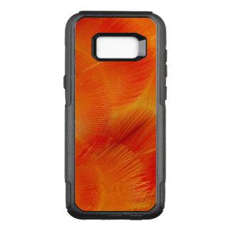 Coque Samsung Galaxy S8+ Par OtterBox Commuter Abrégé sur orange plume d'ara de Camelot