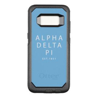 Coque Samsung Galaxy S8 Par OtterBox Commuter Alpha est du delta pi |. 1851