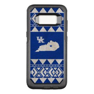 Coque Samsung Galaxy S8 Par OtterBox Commuter Amour tribal d'état du Kentucky  