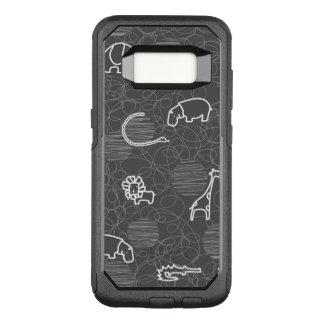 Coque Samsung Galaxy S8 Par OtterBox Commuter animaux 5 de safari