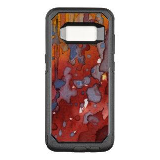 Coque Samsung Galaxy S8 Par OtterBox Commuter aquarelle 7 d'arrière - plan