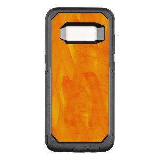 Coque Samsung Galaxy S8 Par OtterBox Commuter Aquarelle sans couture d'abrégé sur jaune