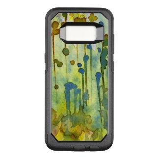 Coque Samsung Galaxy S8 Par OtterBox Commuter arrière - plan abstrait