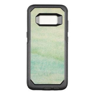 Coque Samsung Galaxy S8 Par OtterBox Commuter Arrière - plan abstrait 2 d'aquarelle