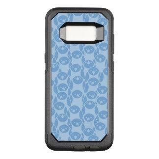 Coque Samsung Galaxy S8 Par OtterBox Commuter Arrière - plan bleu de motif de pingouins