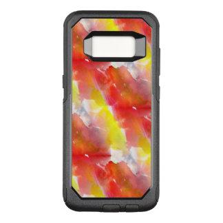 Coque Samsung Galaxy S8 Par OtterBox Commuter Arrière - plan d'aquarelle de texture de