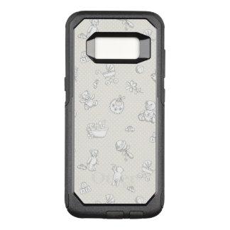 Coque Samsung Galaxy S8 Par OtterBox Commuter Arrière - plan de bébé