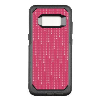 Coque Samsung Galaxy S8 Par OtterBox Commuter Arrière - plan de chèvrefeuille
