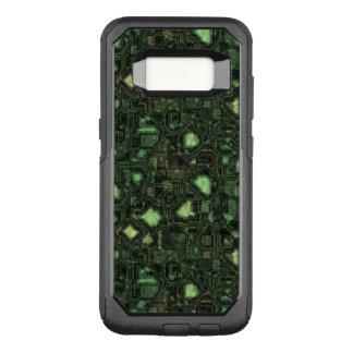 Coque Samsung Galaxy S8 Par OtterBox Commuter Arrière - plan de circuit d'ordinateur