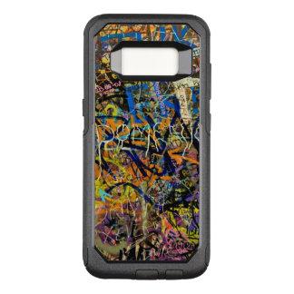 Coque Samsung Galaxy S8 Par OtterBox Commuter Arrière - plan de graffiti