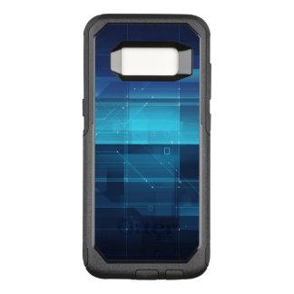 Coque Samsung Galaxy S8 Par OtterBox Commuter Arrière - plan de pointe