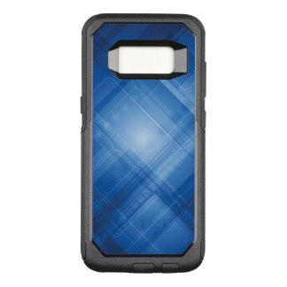 Coque Samsung Galaxy S8 Par OtterBox Commuter Arrière - plan de pointe bleu-foncé