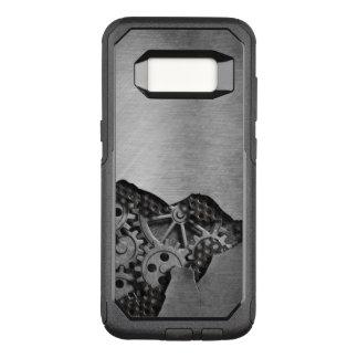 Coque Samsung Galaxy S8 Par OtterBox Commuter Arrière - plan en métal avec des dommages