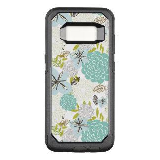 Coque Samsung Galaxy S8 Par OtterBox Commuter Arrière - plan floral 5