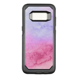 Coque Samsung Galaxy S8 Par OtterBox Commuter Arrière - plan peint à la main 11 d'aquarelle