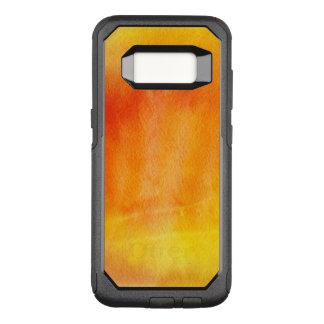 Coque Samsung Galaxy S8 Par OtterBox Commuter Arrière - plan peint à la main 19 d'aquarelle