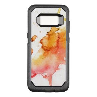 Coque Samsung Galaxy S8 Par OtterBox Commuter Arrière - plan peint à la main 6 d'aquarelle