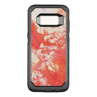 Coque Samsung Galaxy S8 Par OtterBox Commuter Arrière - plan peint à la main abstrait