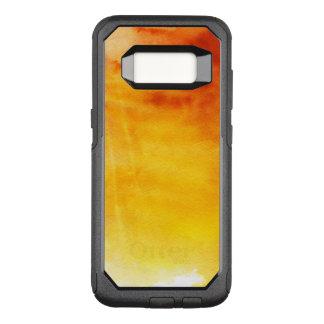 Coque Samsung Galaxy S8 Par OtterBox Commuter Arrière - plan peint à la main d'aquarelle