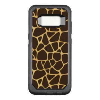 Coque Samsung Galaxy S8 Par OtterBox Commuter Arrière - plan repéré par girafe