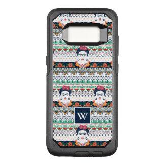 Coque Samsung Galaxy S8 Par OtterBox Commuter Aztèque de Frida Kahlo |