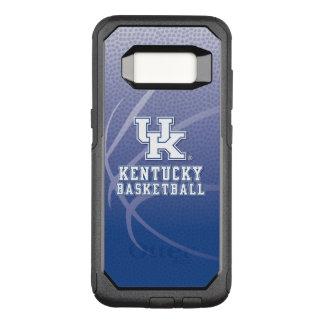 Coque Samsung Galaxy S8 Par OtterBox Commuter Basket-ball du Kentucky   Kentucky