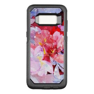 Coque Samsung Galaxy S8 Par OtterBox Commuter Beau bouquet des fleurs