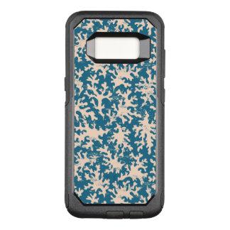 Coque Samsung Galaxy S8 Par OtterBox Commuter Beau motif de corail