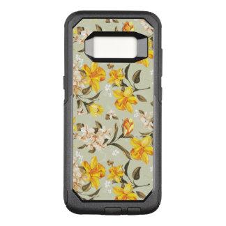 Coque Samsung Galaxy S8 Par OtterBox Commuter Beau motif floral lumineux élégant